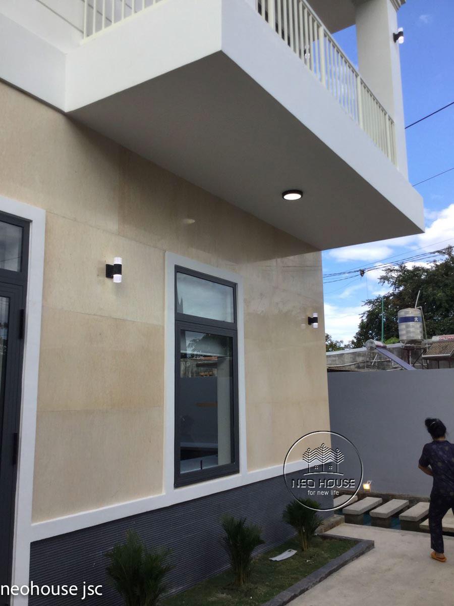 Thi công hoàn thiện nhà đẹp 2 tầng 130m2 tại Bình Phước. Ảnh 5