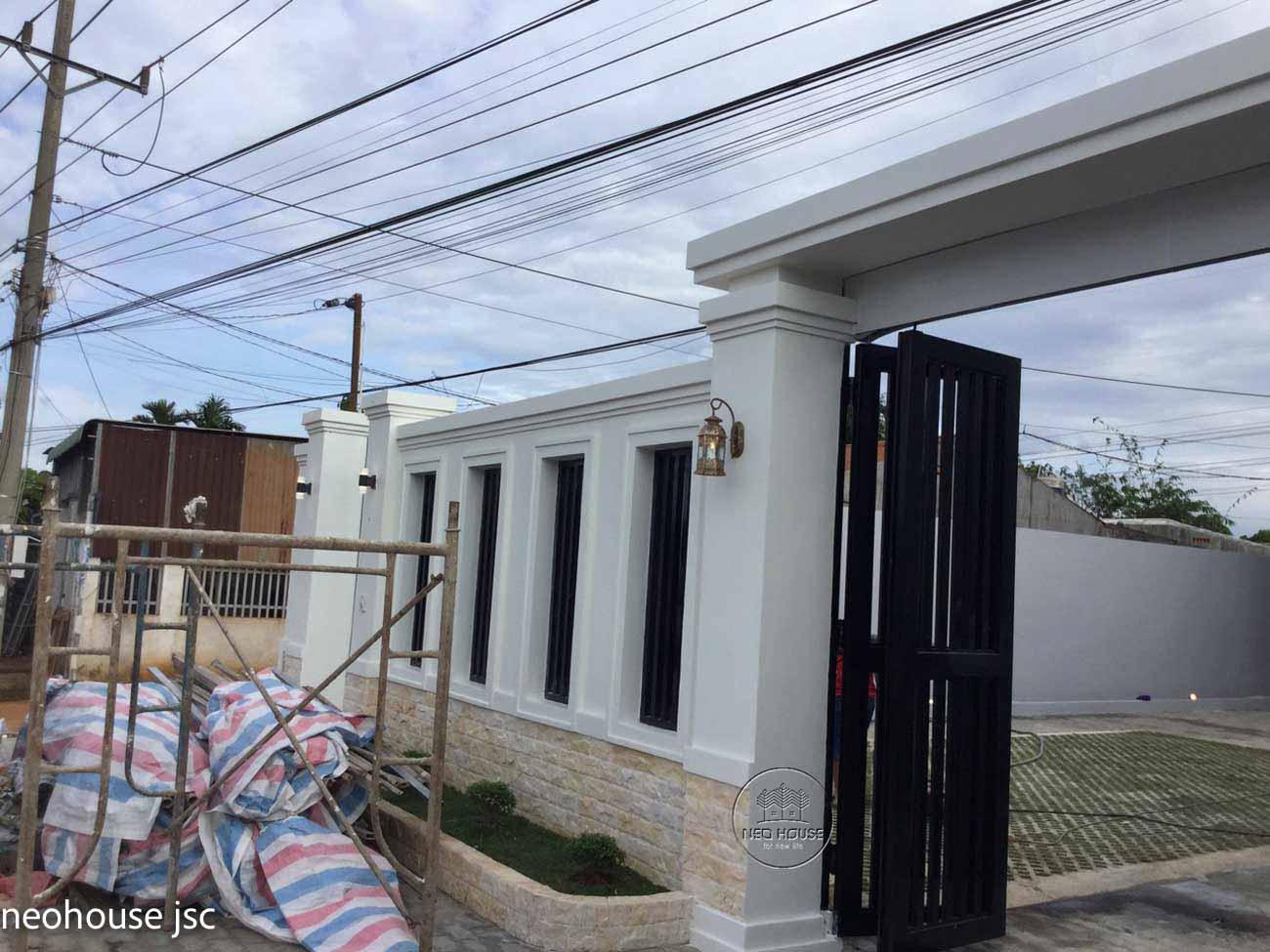 Thi công hoàn thiện nhà đẹp 2 tầng 130m2 tại Bình Phước. Ảnh 6