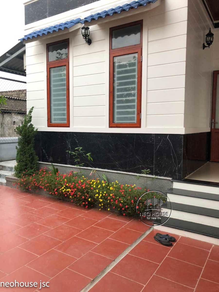 Thiết kế và thi công biệt thự vườn 1 tầng. Ảnh 8