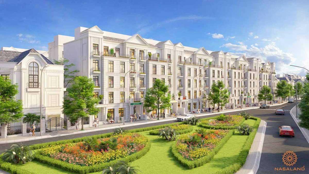 Mẫu dự án biệt thự song lập Manhattan Glory Quận 9. Ảnh 1