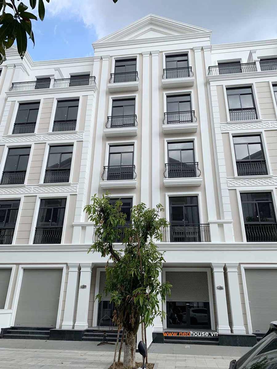 Mẫu dự án biệt thự song lập Manhattan Glory Quận 9. Ảnh 2