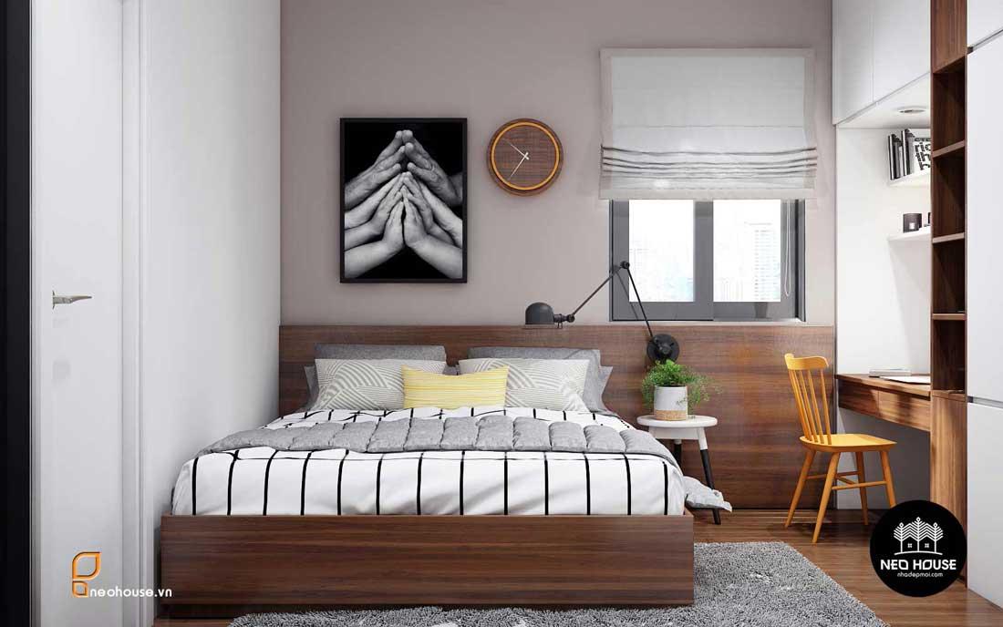 Phòng ngủ đẹp 10m2. Ảnh 1