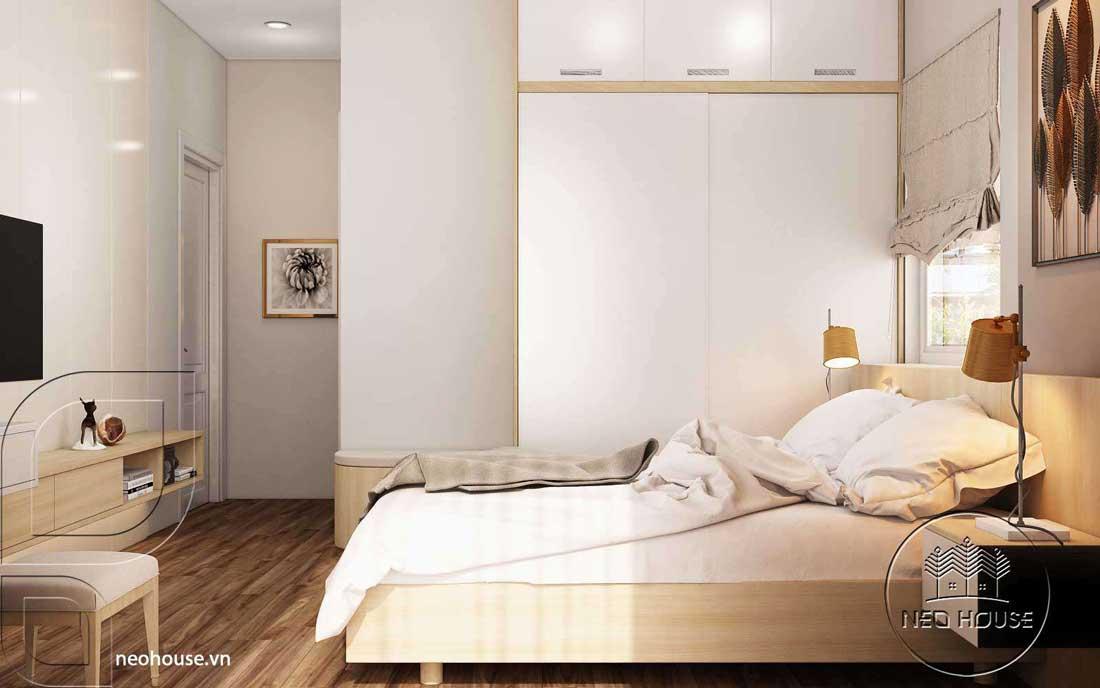 Phòng ngủ đẹp 12m2. Ảnh 2
