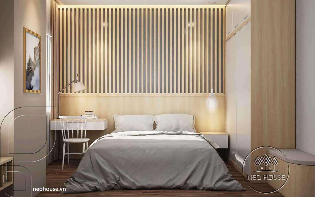 Phòng ngủ đẹp 15m2