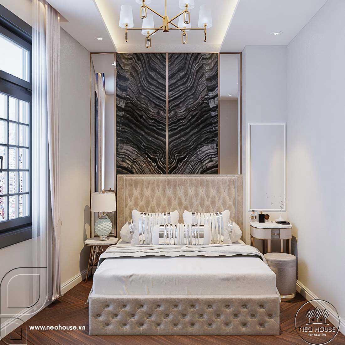 Phòng ngủ đẹp 6m2. Ảnh 1