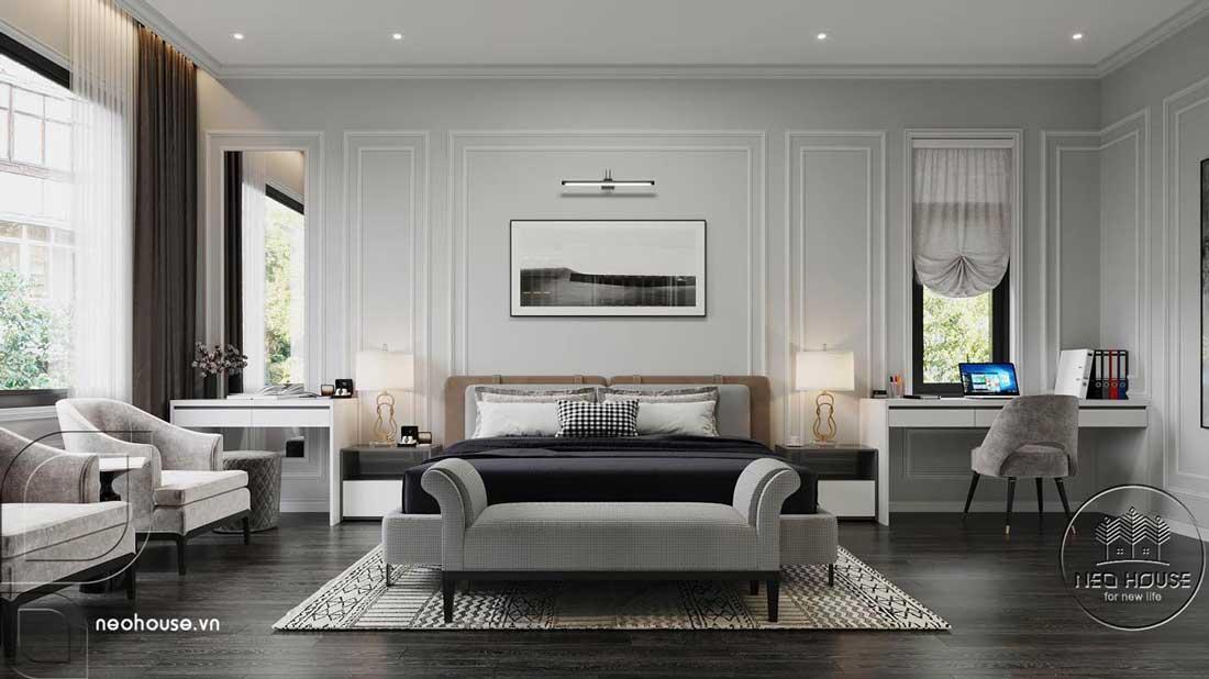 Phòng ngủ đẹp. Ảnh 12