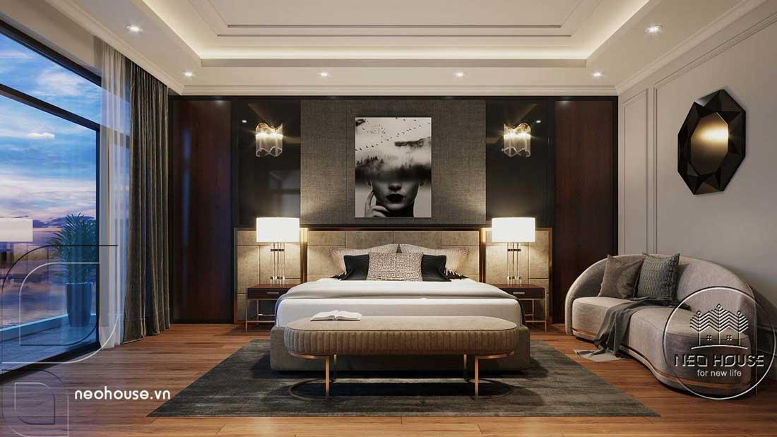 Phòng ngủ đẹp. Ảnh 4
