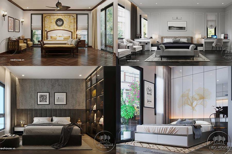 50+ Mẫu Phòng Ngủ Master Đẹp Hiện Đại Xu Hướng Thiết Kế 2021