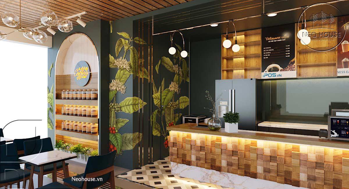 Thiết kế cải tạo quán cafe BABO BOSS. Ảnh 10