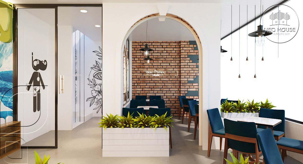 Thiết kế cải tạo quán cafe BABO BOSS. Ảnh 14