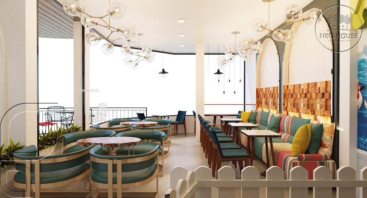 Thiết kế cải tạo quán cafe BABO BOSS. Ảnh 13