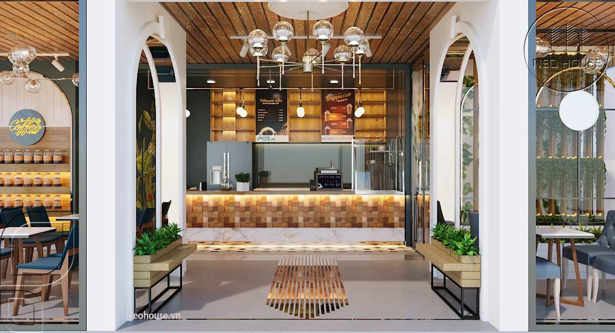 Thiết kế cải tạo quán cafe BABO BOSS. Ảnh 3