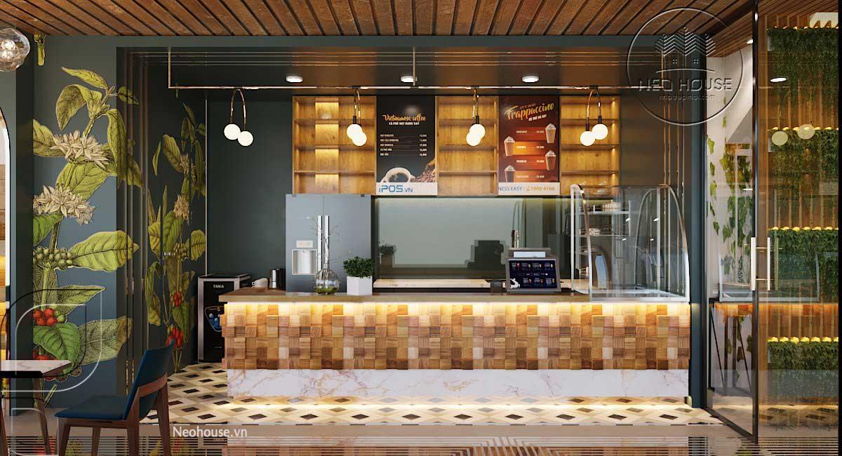 Thiết kế cải tạo quán cafe BABO BOSS. Ảnh 4