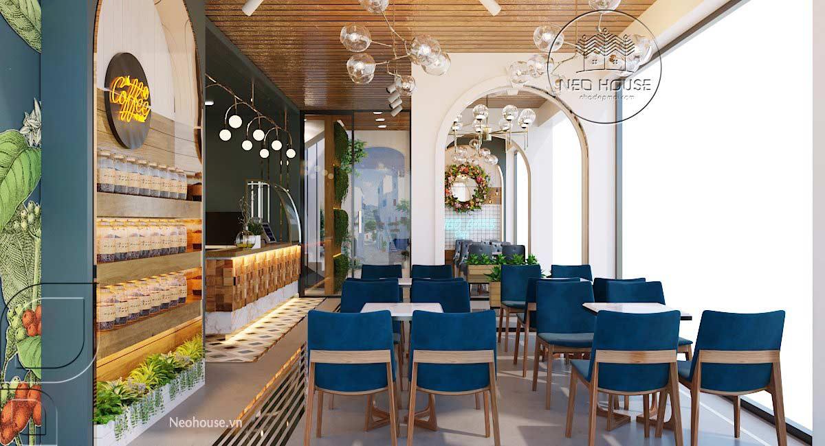 Thiết kế cải tạo quán cafe BABO BOSS. Ảnh 6