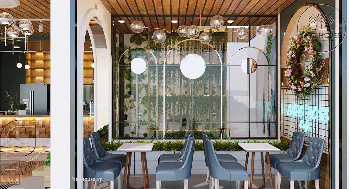 Thiết kế cải tạo quán cafe BABO BOSS. Ảnh 7