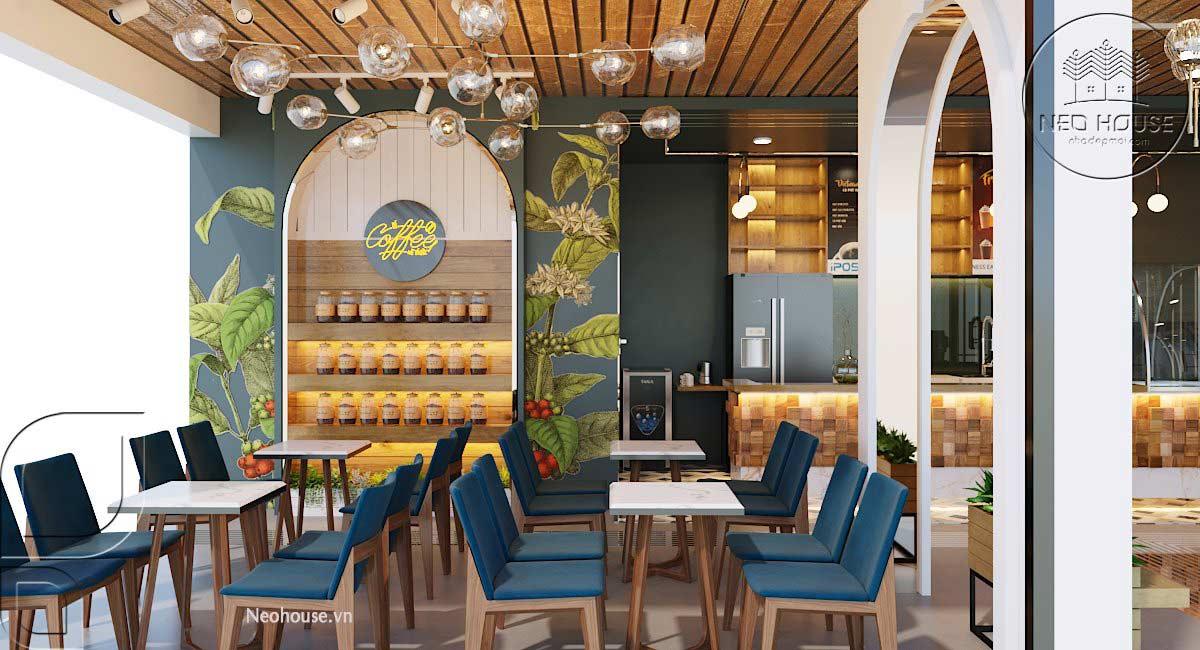 Thiết kế cải tạo quán cafe BABO BOSS. Ảnh 8