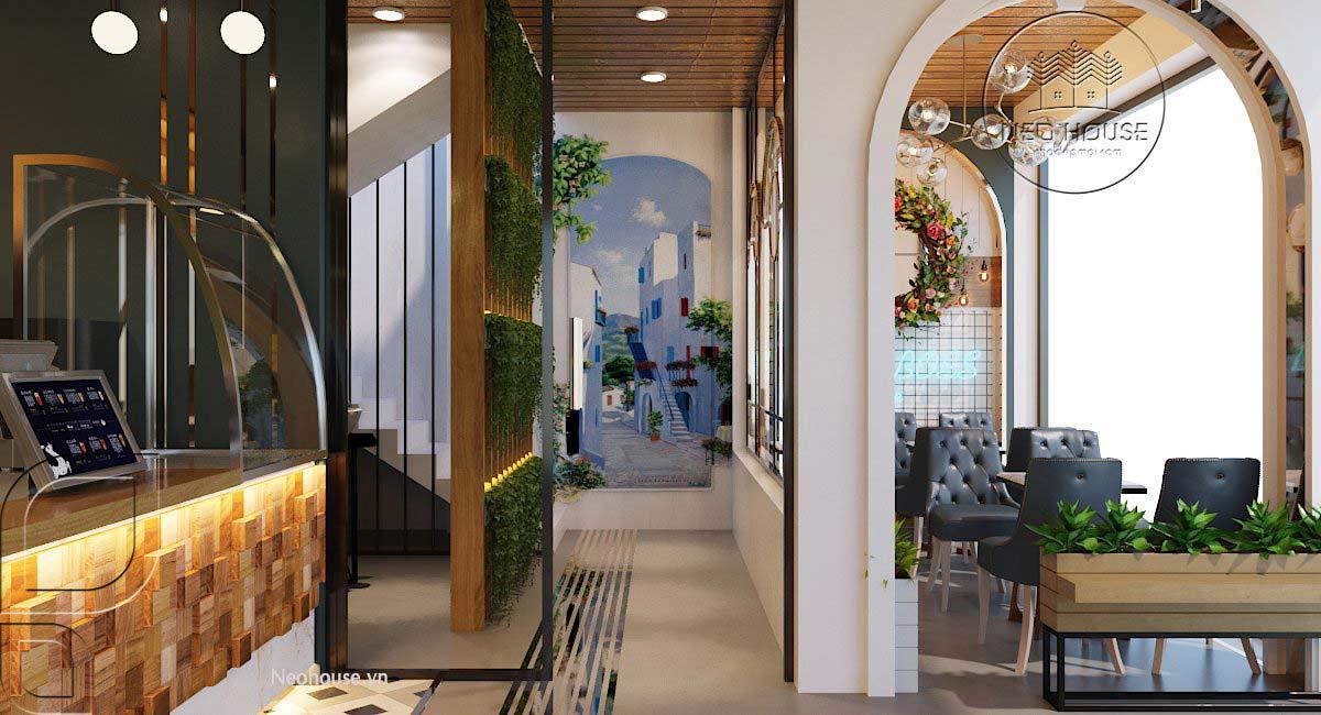 Thiết kế cải tạo quán cafe BABO BOSS. Ảnh 9