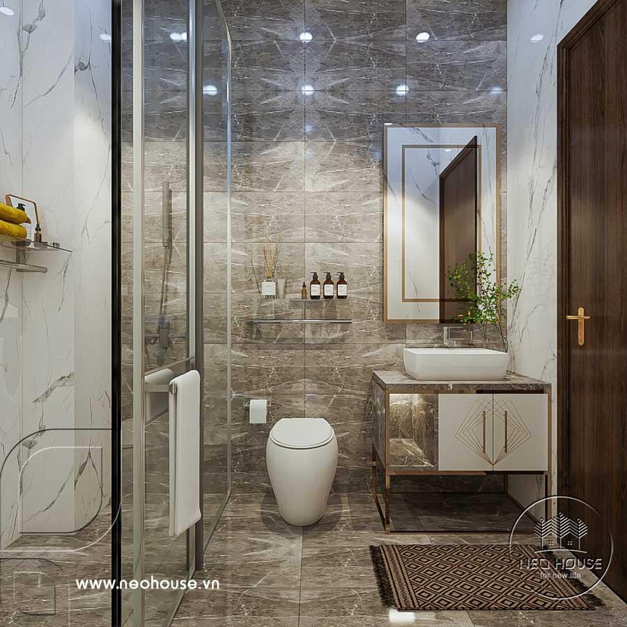 Thiết kế nội thất nhà biệt thự hiện đại 3 tầng. Ảnh 10