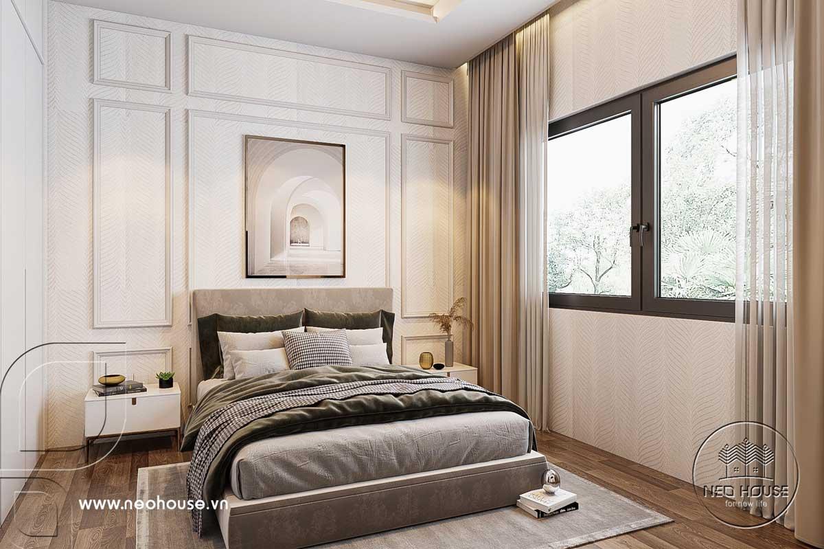 Thiết kế nội thất nhà biệt thự hiện đại 3 tầng. Ảnh 24