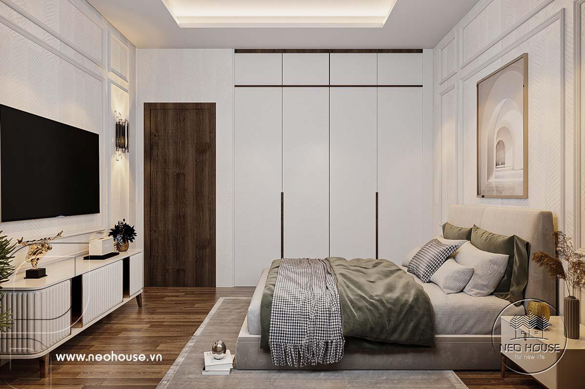 Thiết kế nội thất nhà biệt thự hiện đại 3 tầng. Ảnh 25