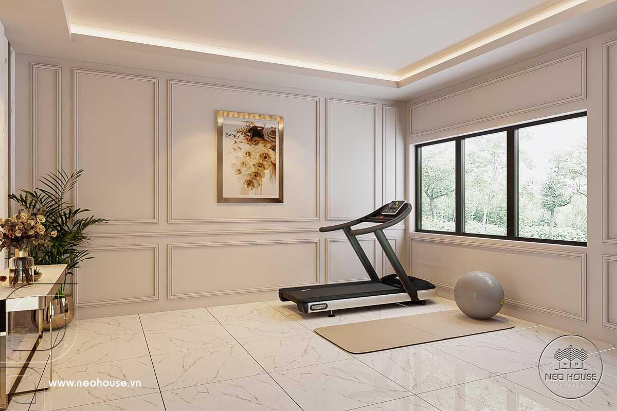 Thiết kế nội thất nhà biệt thự hiện đại 3 tầng. Ảnh 28