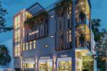 Tư Vấn Thiết Nhà Ống 4 Tầng Kết Hợp Kinh Doanh Cafe 4x16m Tại Tân Phú
